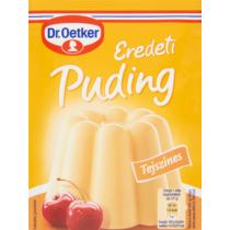 Dr. Oetker Puding Eredeti Tejszín 40 g