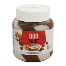 Globetti Mogyorókrém Duo 350 g