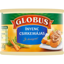 Globus Ínyenc Csirkemájas/ Szárnyasmájkrém tp. 65 g