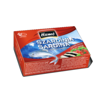 Hame Szardínia Paradicsomos 125/90 g