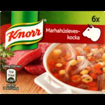 Knorr Marhahúsleves Kocka 60 g