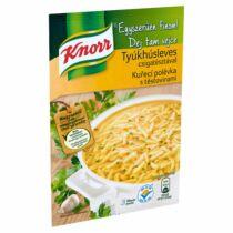 Knorr Egyszerűen Finom! Leves Tyúkhúsleves Csigatésztával 40 g