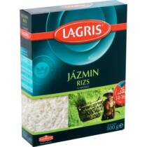 Lagris Jázmin Rizs dobozos 500 g