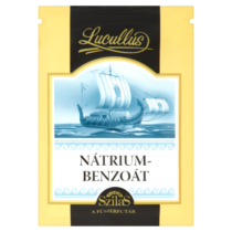 Lucullus Natrium Benzoát 15 g