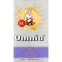 Douwe Egberts Omnia Silk Őrölt Kávé 250 g.