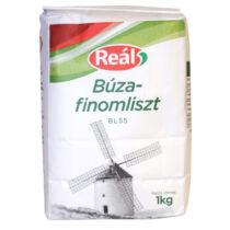 Reál Búzafinomliszt BL 55,  1 kg.