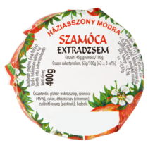 Pacific Szamóca Extra Dzsem 400 g