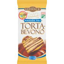 Szerencsi Tortabevonó Tej 100 g