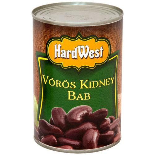 Hard West Vörös Kidney Bab 240 g