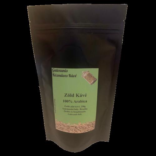 Zöld Kávé Brazil 100 % Arabica Őrölt 250 g