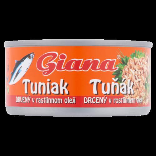 Giana Tonhal Apró Olajban 185/130 g
