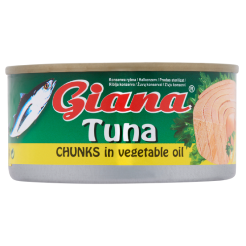 Giana Tonhal Darab. Olajban 185/130 g