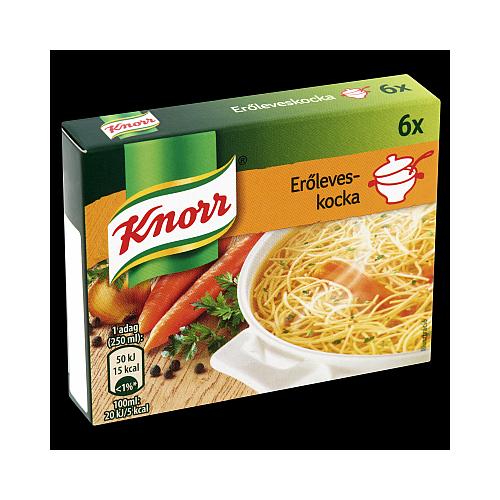 Knorr Erőleves Kocka 60 g