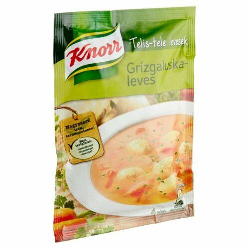 Knorr Telis- Tele Leves Grízgaluska Leves 55 g
