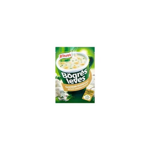 Knorr Instant Leves Gombakrémleves 15 g