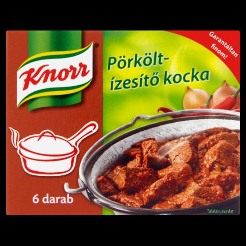 Knorr Pörköltízesítő Kocka 60 g