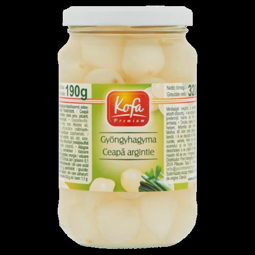Kofa Gyöngyhagyma 190 g