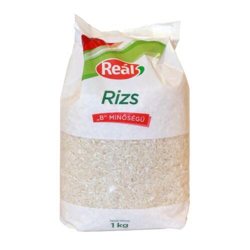"""Reál Rizs """"B"""" 1 kg."""