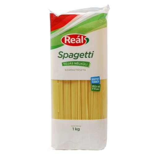 Reál Tojás Nélküli Spagetti 1 kg